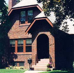 William and Dagmar Wascher House