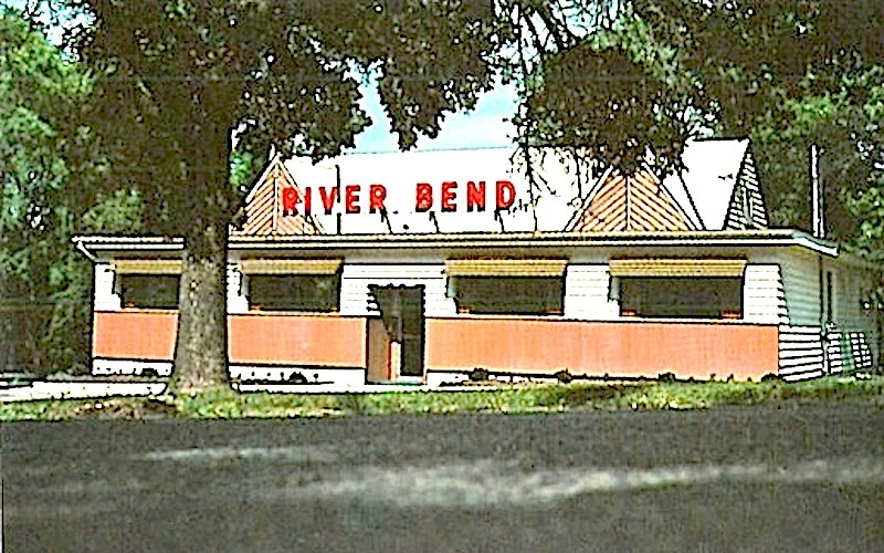 Lasting Memories Of Cary S River Bend Restaurant Mchenry County Historical Society And Museum