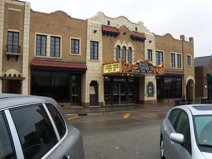 Mchs Plaques The El Tovar Theatre In Crystal Lake