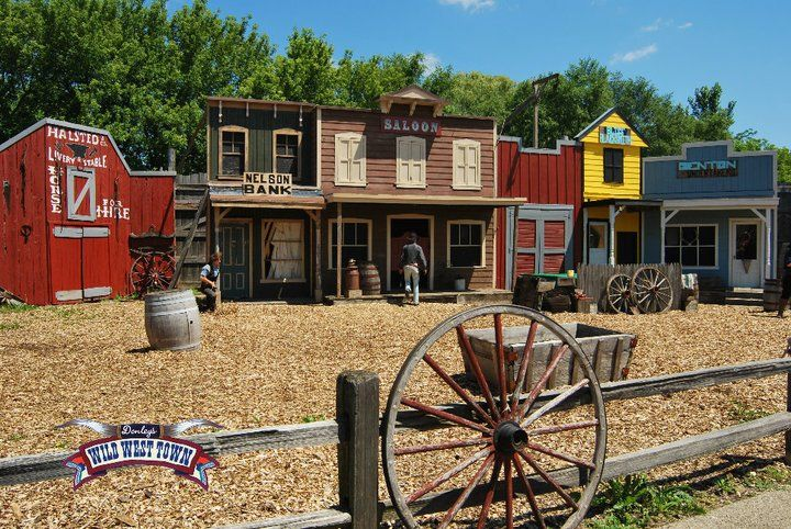 Donleys Wild West McHenry County Historical Society And