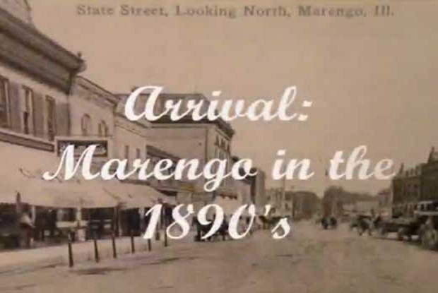 Marengo 1890s Exhibit Mchenry County Historical Society