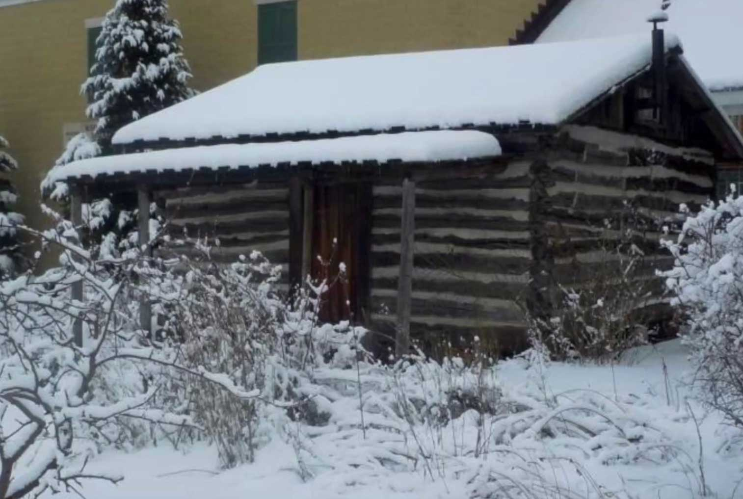 Museum Highlights: Holidays in Pioneer Cabin