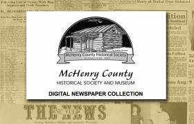 Digital Newspaper Collections of McHenry County
