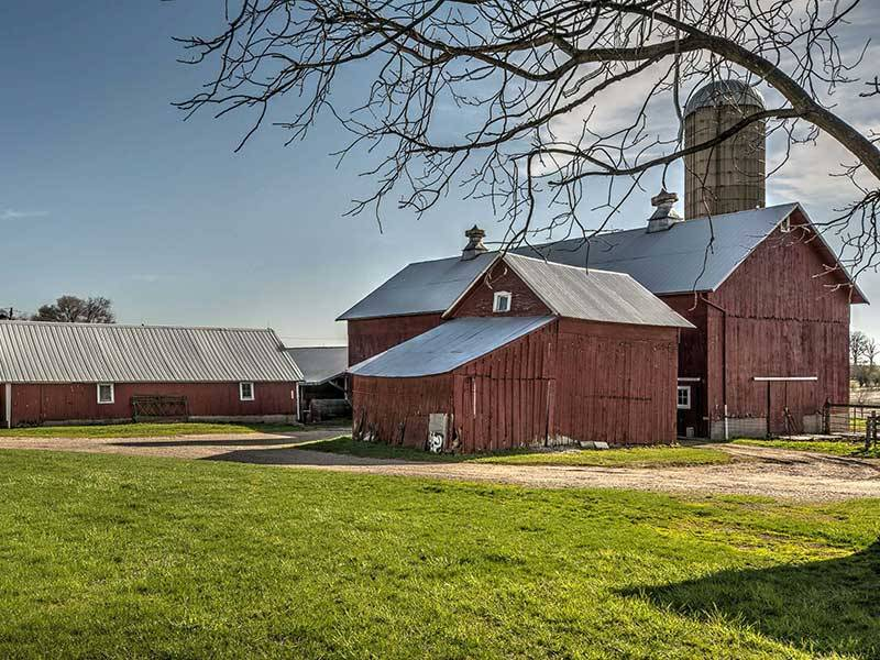 George Diebold Farm
