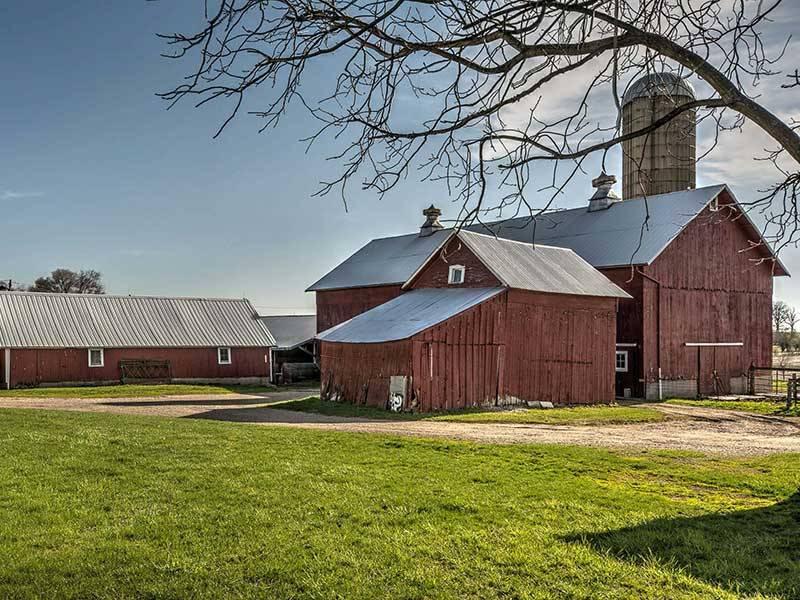 George Diebold Farm