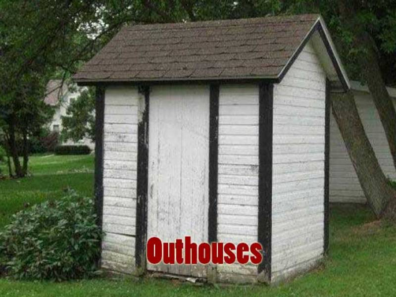 Pleasant Forgotten Mchenry Outhouses Mchenry County Historical Download Free Architecture Designs Itiscsunscenecom